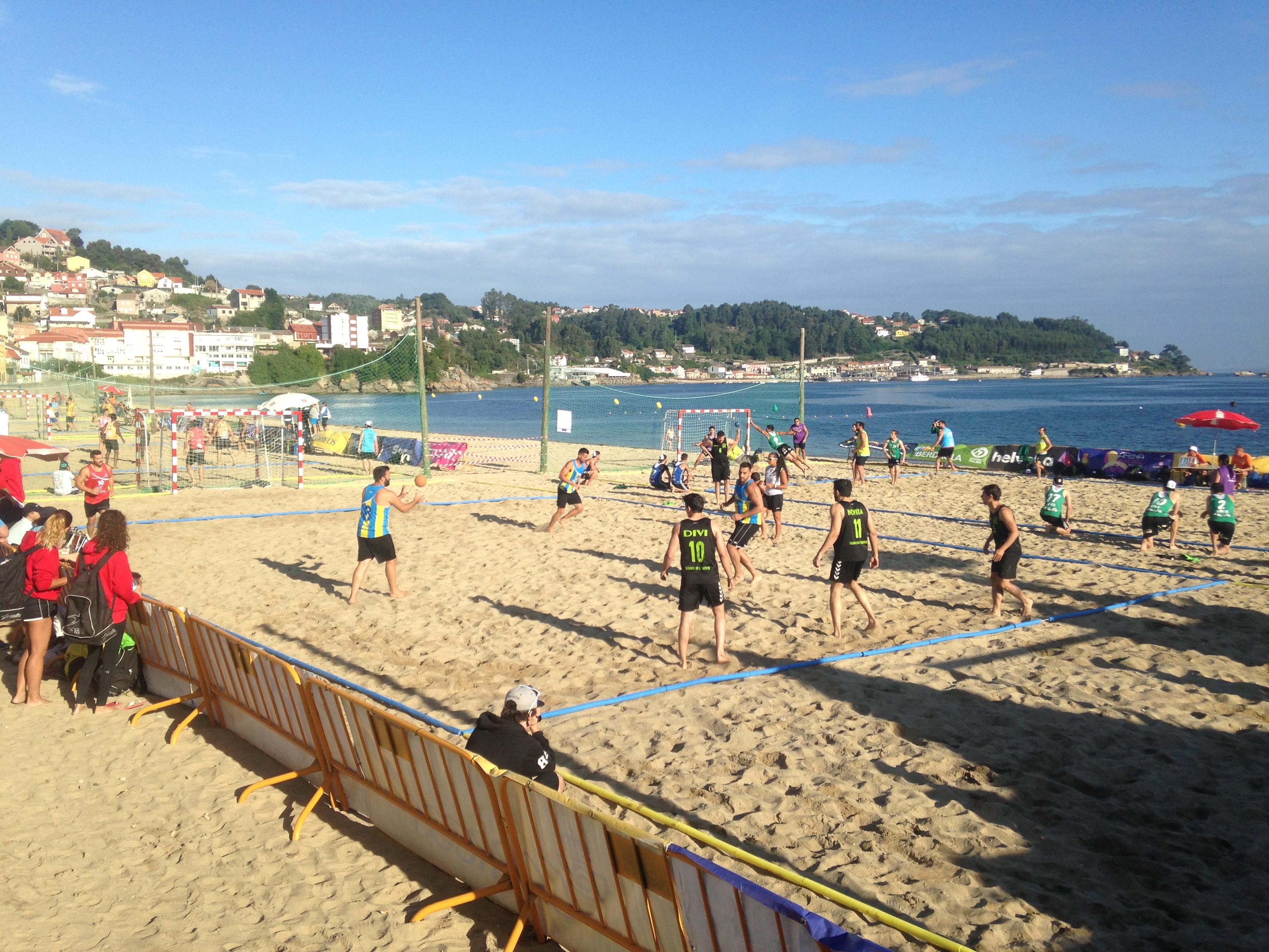 Balonmano playa 2
